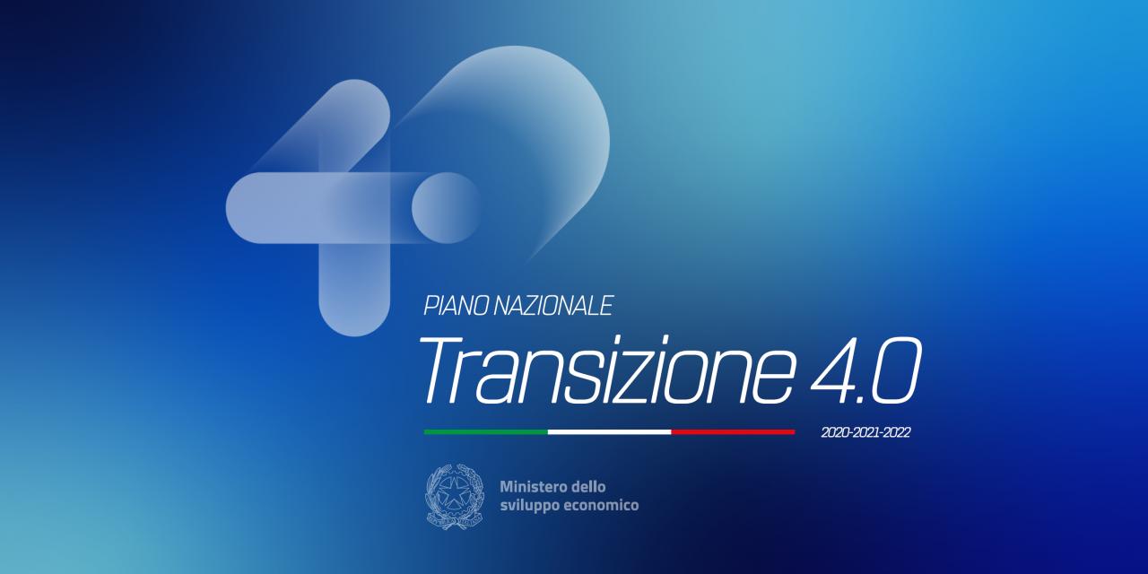 Transizione 4.0 nel 2021